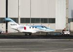 voyagerさんが、羽田空港で撮影したウィルミントン・トラスト・カンパニー HA-420 HondaJetの航空フォト(飛行機 写真・画像)