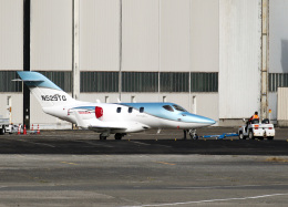 voyagerさんが、羽田空港で撮影したウィルミントン・トラスト・カンパニー HA-420 HondaJetの航空フォト(写真)