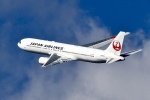 くれないさんが、徳島空港で撮影した日本航空 767-346/ERの航空フォト(写真)