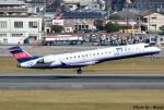れんしさんが、福岡空港で撮影したアイベックスエアラインズ CL-600-2C10 Regional Jet CRJ-702ERの航空フォト(写真)