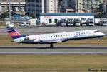 れんしさんが、福岡空港で撮影したアイベックスエアラインズ CL-600-2C10 Regional Jet CRJ-702の航空フォト(写真)