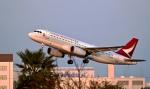 くれないさんが、徳島空港で撮影したキャセイドラゴン A320-232の航空フォト(写真)