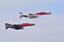 joepoさんが、茨城空港で撮影した航空自衛隊 F-4EJ Kai Phantom IIの航空フォト(飛行機 写真・画像)