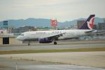 yanaさんが、福岡空港で撮影したマカオ航空 A319-132の航空フォト(写真)