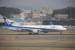 おがりょうさんが、福岡空港で撮影した全日空 777-381の航空フォト(写真)