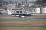 おがりょうさんが、福岡空港で撮影したスターフライヤー A320-214の航空フォト(写真)