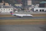 おがりょうさんが、福岡空港で撮影したアイベックスエアラインズ CL-600-2C10 Regional Jet CRJ-702ERの航空フォト(写真)
