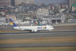 おがりょうさんが、福岡空港で撮影したスカイマーク 737-86Nの航空フォト(写真)