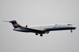 panchiさんが、成田国際空港で撮影したアイベックスエアラインズ CL-600-2C10 Regional Jet CRJ-702の航空フォト(飛行機 写真・画像)