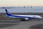 ★azusa★さんが、羽田空港で撮影した全日空 777-281/ERの航空フォト(写真)