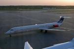ちゃぽんさんが、ストックホルム・アーランダ空港で撮影したスカンジナビア航空 MD-82 (DC-9-82)の航空フォト(写真)
