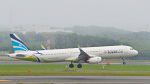 パンダさんが、新千歳空港で撮影したエアプサン A321-231の航空フォト(写真)