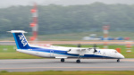 パンダさんが、新千歳空港で撮影したANAウイングス DHC-8-402Q Dash 8の航空フォト(写真)