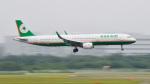 パンダさんが、新千歳空港で撮影したエバー航空 A321-211の航空フォト(写真)