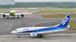 パンダさんが、新千歳空港で撮影したANAウイングス 737-5L9の航空フォト(写真)