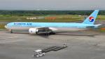 パンダさんが、新千歳空港で撮影した大韓航空 777-3B5/ERの航空フォト(写真)