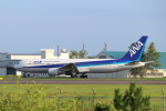 kunimi5007さんが、仙台空港で撮影した全日空 767-381の航空フォト(写真)