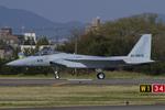 Scotchさんが、名古屋飛行場で撮影した航空自衛隊 F-15J Eagleの航空フォト(飛行機 写真・画像)