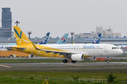 panchiさんが、成田国際空港で撮影したバニラエア A320-214の航空フォト(飛行機 写真・画像)