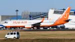 パンダさんが、成田国際空港で撮影したチェジュ航空 737-8ALの航空フォト(写真)