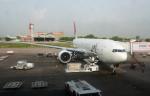 ちゃぽんさんが、インディラ・ガンディー国際空港で撮影した日本航空 777-246/ERの航空フォト(写真)