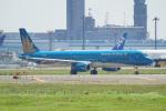 ちゃぽんさんが、成田国際空港で撮影したベトナム航空 A321-231の航空フォト(飛行機 写真・画像)