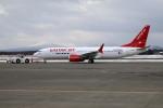 北の熊さんが、新千歳空港で撮影したイースター航空 737-8-MAXの航空フォト(飛行機 写真・画像)