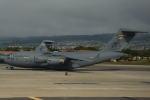 LEGACY-747さんが、ダニエル・K・イノウエ国際空港で撮影したアメリカ空軍 C-17A Globemaster IIIの航空フォト(写真)