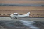 千鳥さんが、熊本空港で撮影した崇城大学 172S Skyhawk SPの航空フォト(写真)