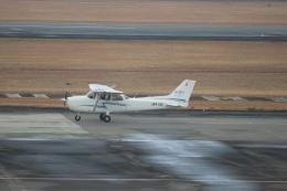 千鳥さんが、熊本空港で撮影した崇城大学 172S Skyhawk SPの航空フォト(飛行機 写真・画像)