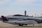 yasunori0624さんが、関西国際空港で撮影したデルタ航空 747-451の航空フォト(写真)