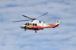endress voyageさんが、岡山空港で撮影した鳥取県消防防災航空隊 AW139の航空フォト(写真)