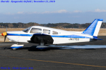 Chofu Spotter Ariaさんが、龍ケ崎飛行場で撮影した日本個人所有 PA-28-181 Archer IIの航空フォト(飛行機 写真・画像)