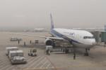 KKiSMさんが、青島流亭国際空港で撮影した全日空 767-381/ERの航空フォト(写真)