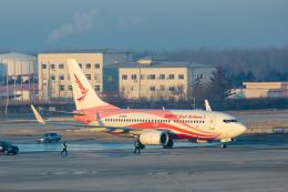 xingyeさんが、瀋陽桃仙国際空港で撮影した瑞麗航空 737-76Jの航空フォト(飛行機 写真・画像)