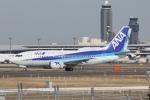知希(仮)さんが、成田国際空港で撮影したANAウイングス 737-54Kの航空フォト(写真)