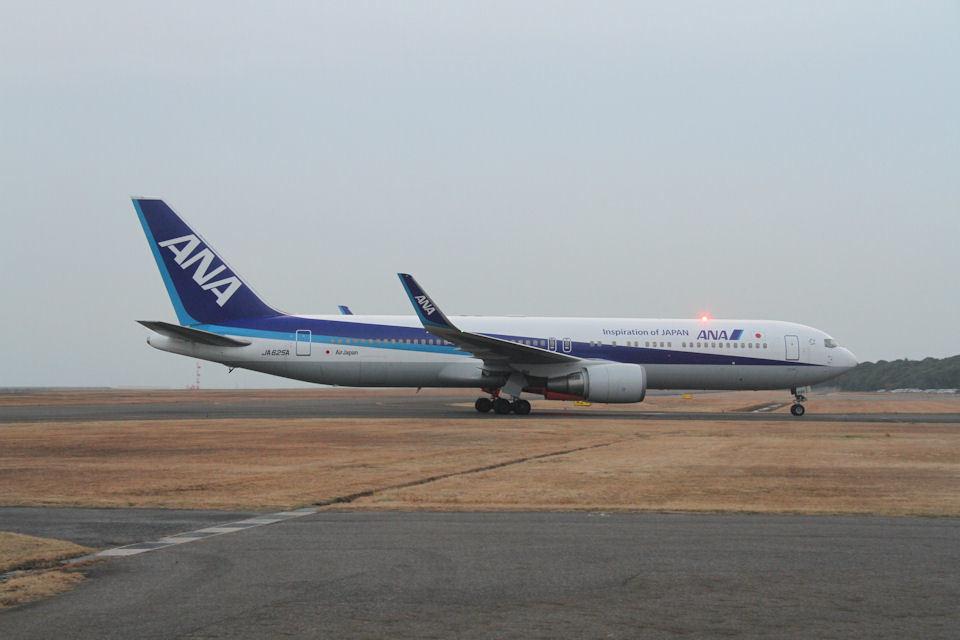 はるさんの全日空 Boeing 767-300 (JA625A) 航空フォト