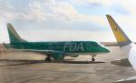 CL&CLさんが、奄美空港で撮影したフジドリームエアラインズ ERJ-170-100 SU (ERJ-170SU)の航空フォト(写真)