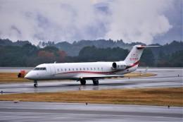 yoshibouさんが、静岡空港で撮影した环天航空 CL-600-2B19 Challenger 850の航空フォト(写真)