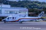アミーゴさんが、大島空港で撮影した東邦航空 S-76C+の航空フォト(写真)