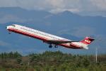 秋田空港 - Akita Airport [AXT/RJSK]で撮影された遠東航空 - Far Eastern Air Transport [EF/FAT]の航空機写真
