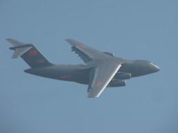 イブラさんが、珠海金湾空港で撮影した中国人民解放軍 空軍 Y-20の航空フォト(飛行機 写真・画像)