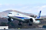 Dojalanaさんが、函館空港で撮影した全日空 787-9の航空フォト(飛行機 写真・画像)