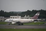 さもんほうさくさんが、成田国際空港で撮影したパキスタン国際航空 A310-325/ETの航空フォト(写真)