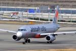T.Sazenさんが、関西国際空港で撮影したジェットスター・パシフィック A320-232の航空フォト(写真)