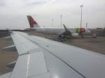 FlyHideさんが、プライア国際空港で撮影したTAPポルトガル航空 A320-214の航空フォト(写真)