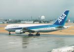 プルシアンブルーさんが、仙台空港で撮影した全日空 767-281の航空フォト(写真)