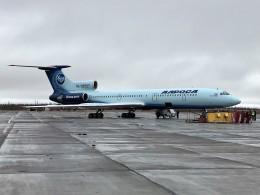 ポリャールヌイ空港 - Polyarny Airport [PYJ/UERP]で撮影されたポリャールヌイ空港 - Polyarny Airport [PYJ/UERP]の航空機写真