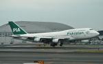 hs-tgjさんが、ジョン・F・ケネディ国際空港で撮影したパキスタン国際航空 747-367の航空フォト(写真)