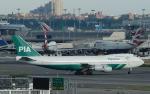 hs-tgjさんが、ジョン・F・ケネディ国際空港で撮影したパキスタン国際航空 747-240BMの航空フォト(写真)